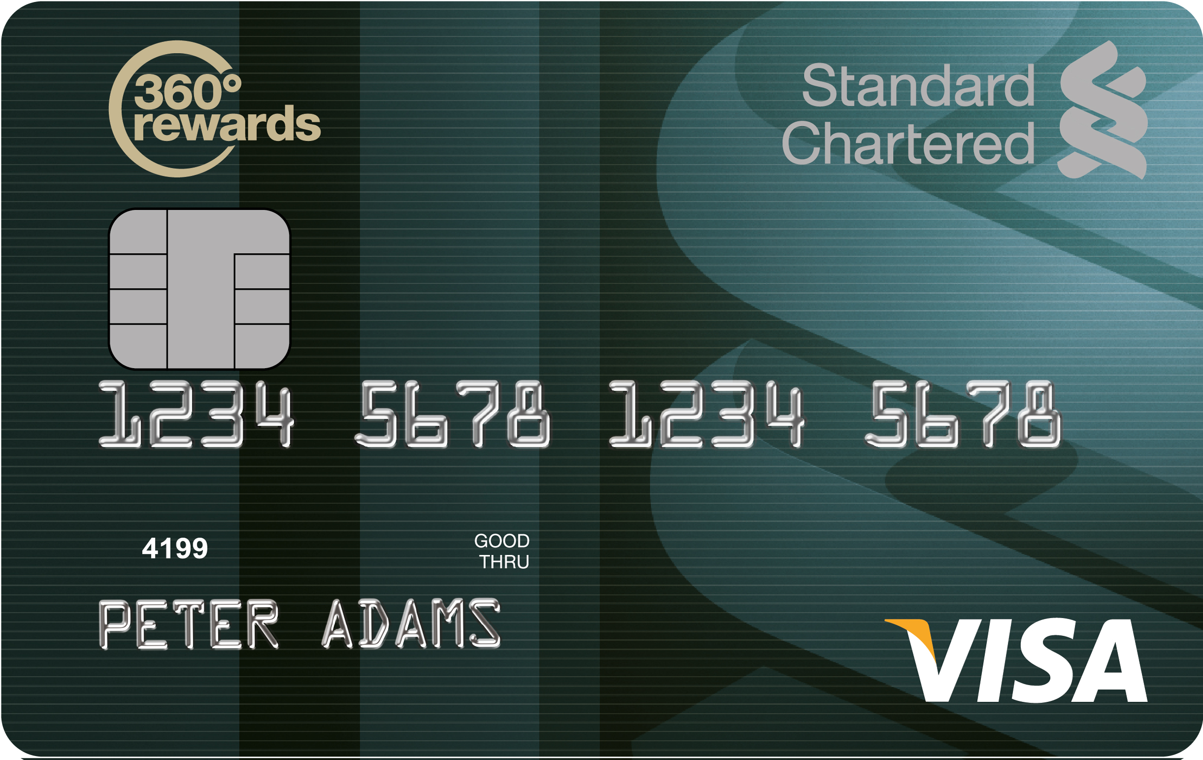 Standard chartered bank visa signature credit card reheart Gallery